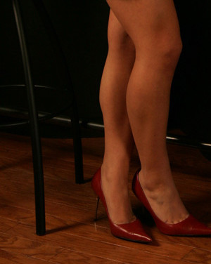7 - Caviglia incrociate