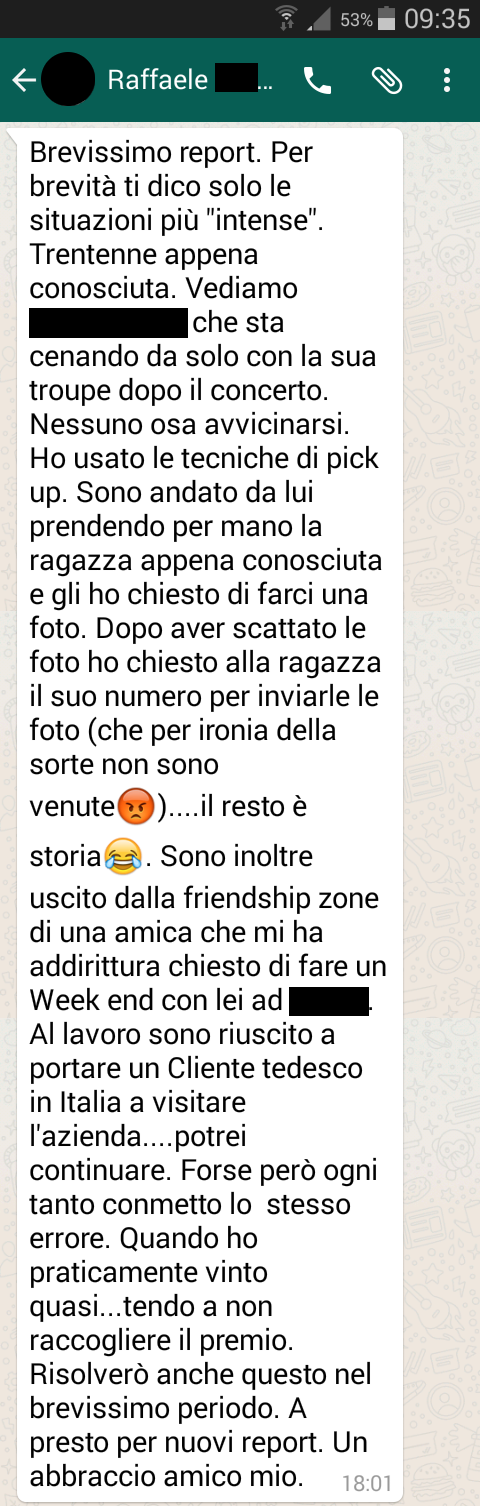 Raffaele messaggio 1