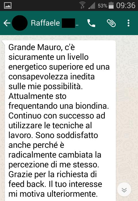 Raffaele messaggio 2