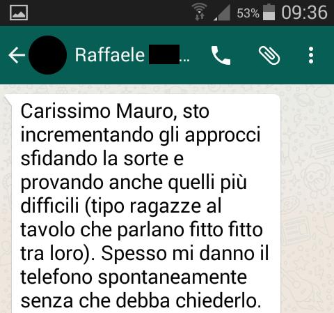 Raffaele messaggio 3